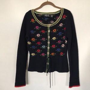 Geminola Floral Sweater